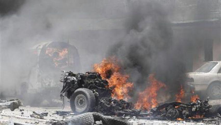 عاجل.. انفجار في شارع الجزائر بالمعادي
