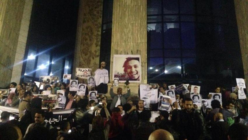 الصحفيين..عموميات  لاتكتمل وزملاء خلف القضبان وأجواء متوترة مع الداخلية