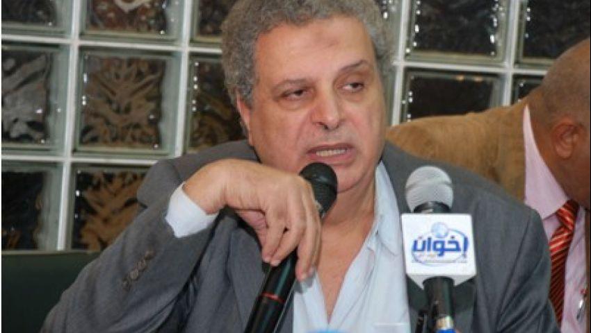 أحمد دراج: السيسي أنهى شهر العسل مع الإخوان