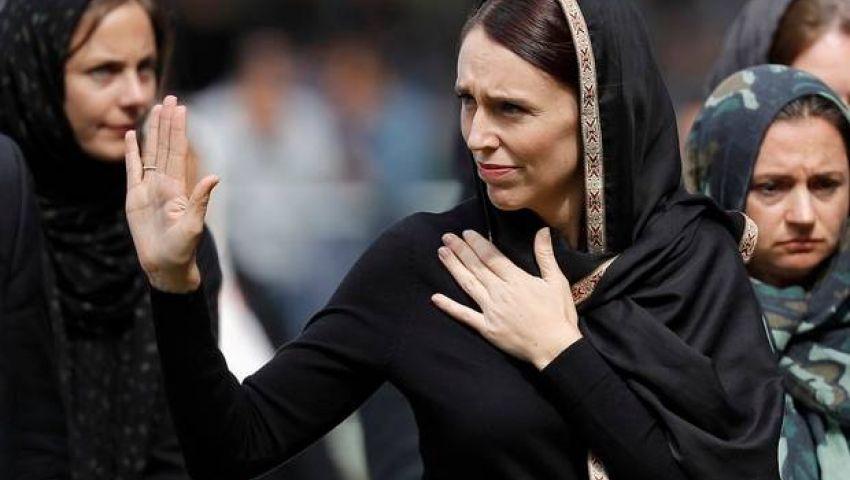 بعد فوزها بقلوب المسلمين.. رئيسة وزراء نيوزيلندا مرشحه لـ«نوبل» للسلام
