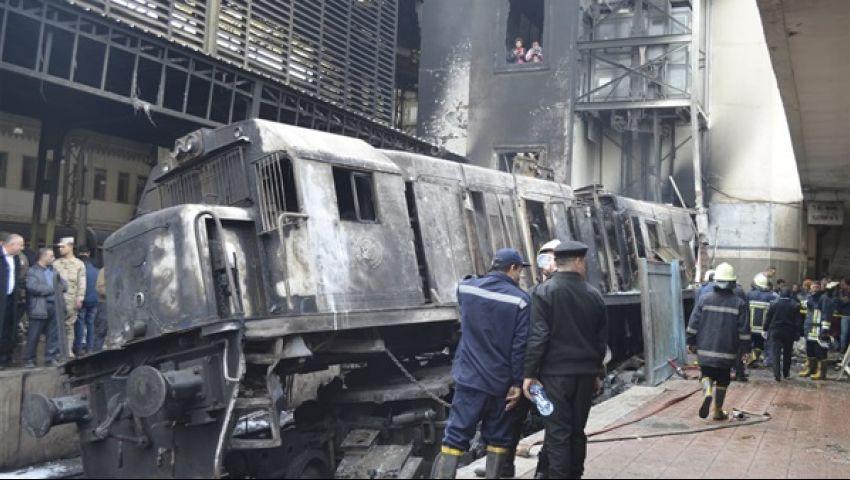 صحيفة ألمانية بعد مأساة قطار القاهرة: لا جديد