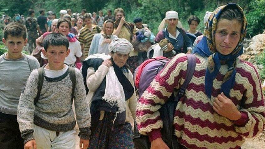 حرب البوسنة قسَّمت أفراد الأسرة الواحدة على جبهات مختلفة