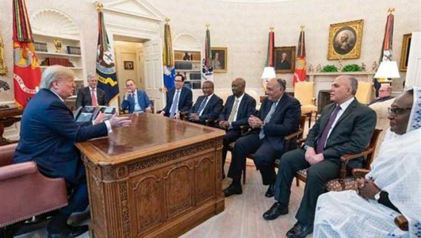 ما هو دور واشنطن في التوصل لاتفاق شامل لملء سد النهضة؟ (تفاصيل)