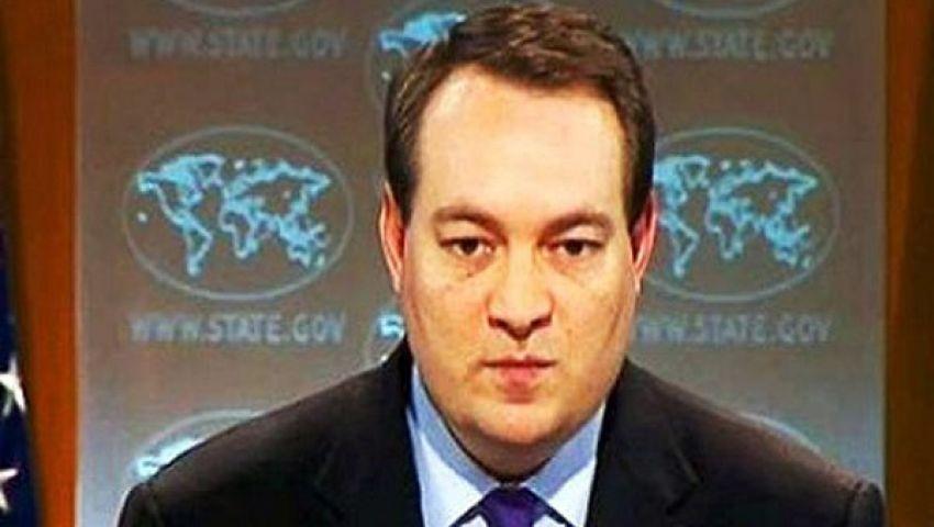 الخارجية الأمريكية: نساند الشعب المصري ومرسي هو الرئيس المنتخب