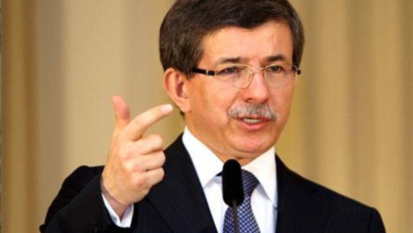 أوغلو: علاقات الصداقة بين الشعبين التركي والمصري أبدية