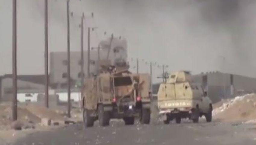 فيديو.. المشاهد الأولى لسيطرة المقاومة على قاعدة العند جنوبي اليمن