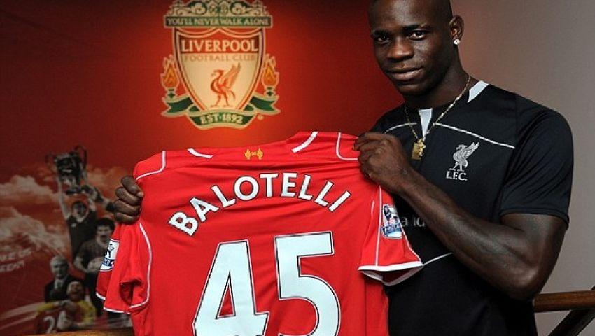 بالوتيلي: أرغب في قيادة ليفربول لدوري الأبطال