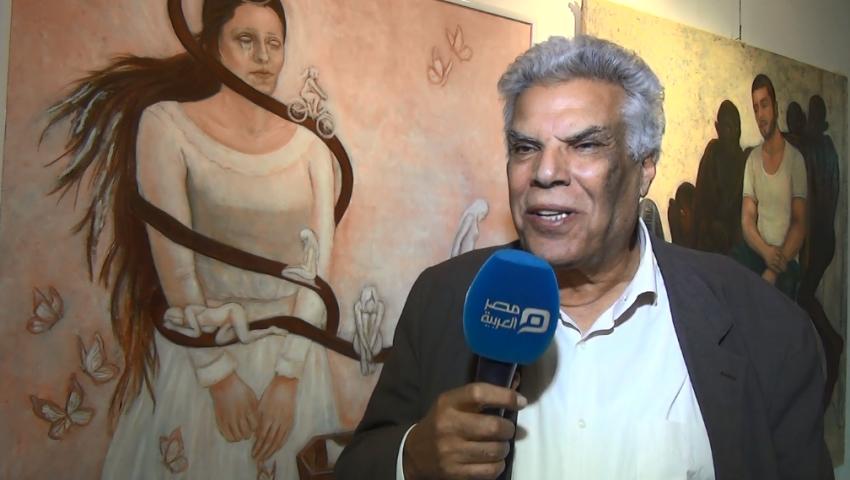 بالفيديو| إبراهيم عبد المجيد: رحيلي عن مصر للعلاج والراحة النفسية