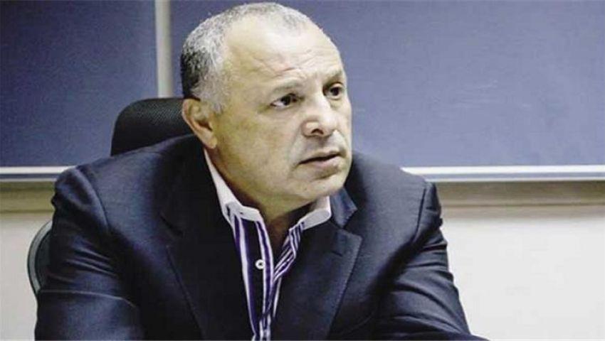 وزارة الرياضة تشكل لجنة للإشراف على تسليم اتحاد الكرة