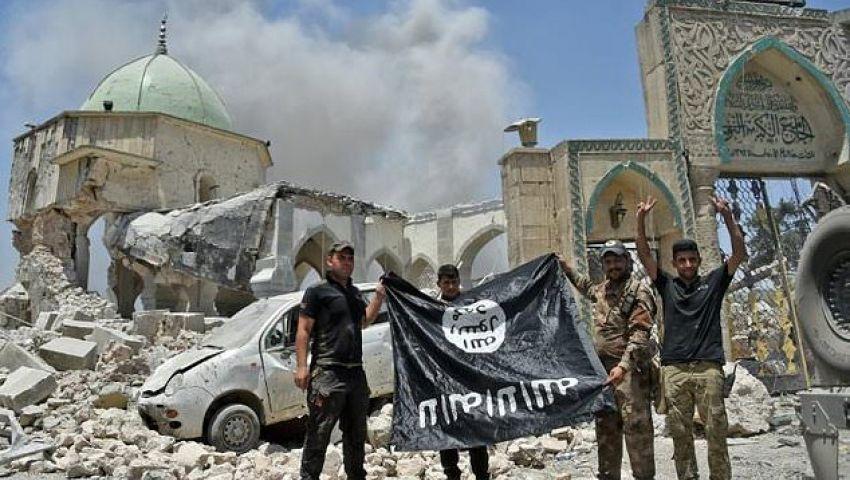 الفرنسية: الباغوز.. أرض سورية تروي ما آلت إليه «خلافة داعش»