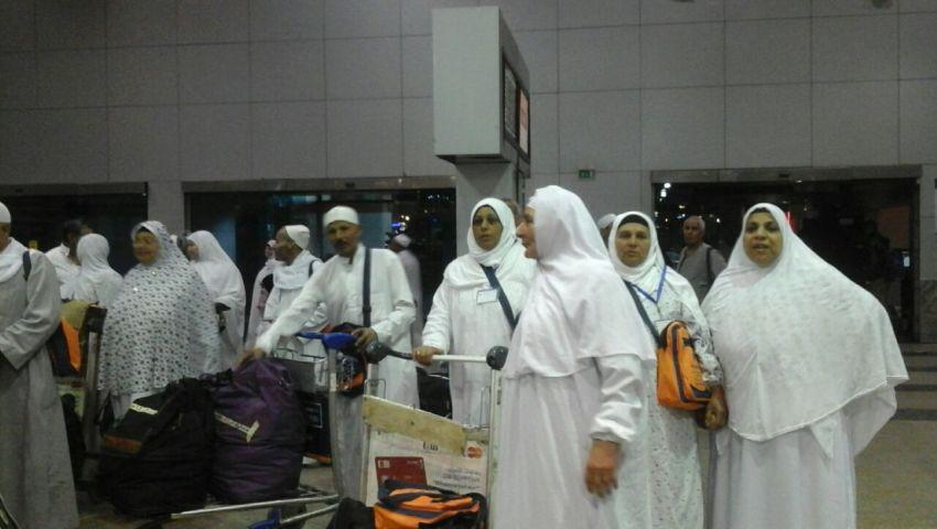 بعد توقف 6 سنوات.. انطلاق أولى رحلات المعتمرين الفلسطينيين من مطار القاهرة