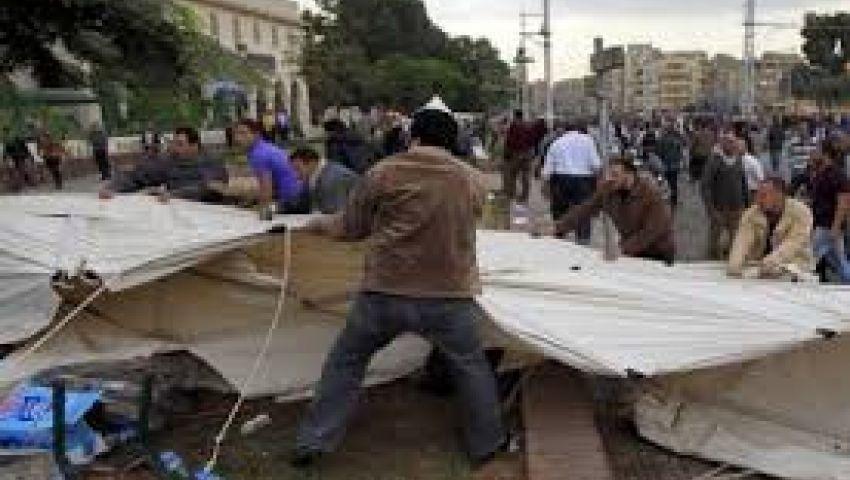 النيابة: مرسى أول من يسأل عن قتلى الاتحادية