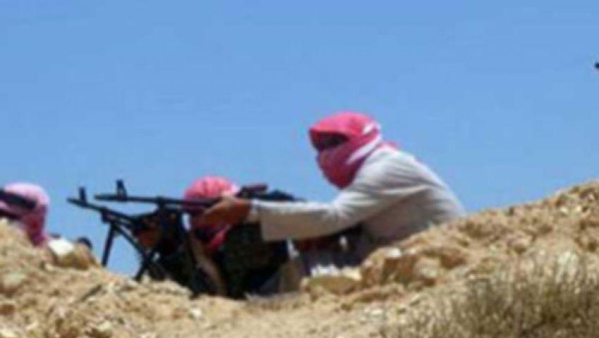 مسلحون يطلقون النار على قسم شرطة بالعريش