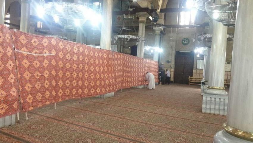 بـ «حرم آمن».. الأوقاف تنهى أزمة إغلاق مسجد الحسين (تفاصيل)