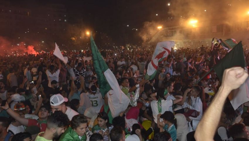 الجزائر.. الفرحة تغمر المدن والقرى عقب التتويج بأمم إفريقيا