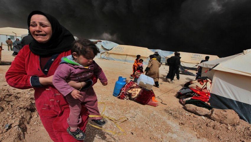 تقرير أممي يوثّق مقتل مئات الأطفال في مخيم سوري للنازحين
