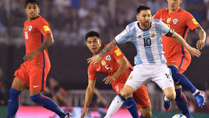 فيديو| ميسي يقود الأرجنتين للانتصار على تشيلي بهدف نظيف