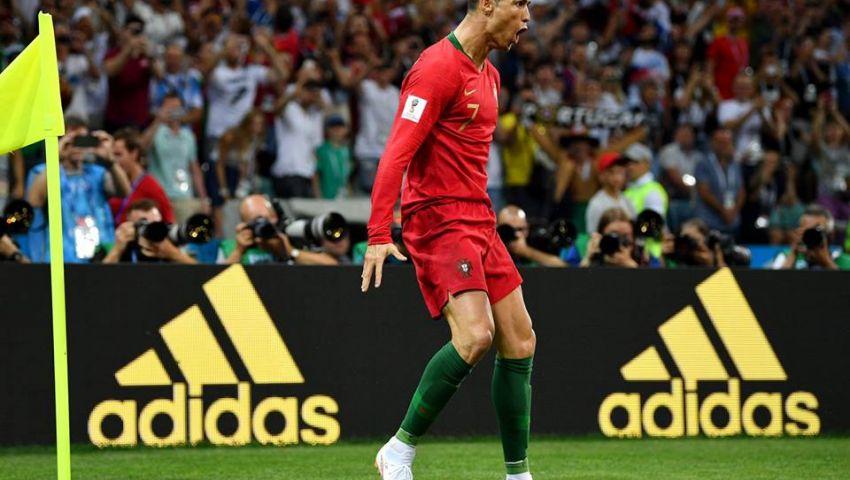 بعد «الهاتريك» أمام إسبانيا.. «رونالدو» يحقق 11 رقما قياسيا