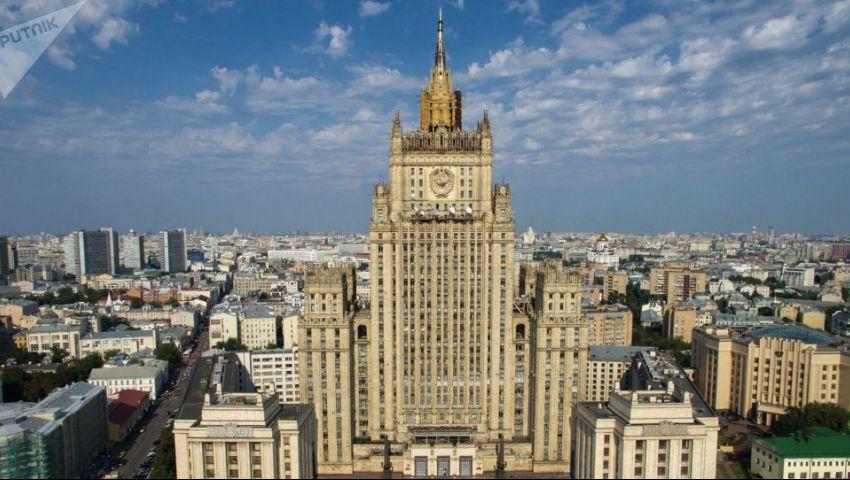 موسكو توجّه طلبًا دوليًّا قبل تحقيقات انفجارات الناقلتين
