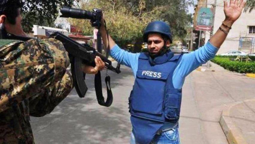 بـ 43 انتهاكًا.. نيران الحرب تلتهم حرية الصحافة والإعلام في اليمن (تفاصيل)