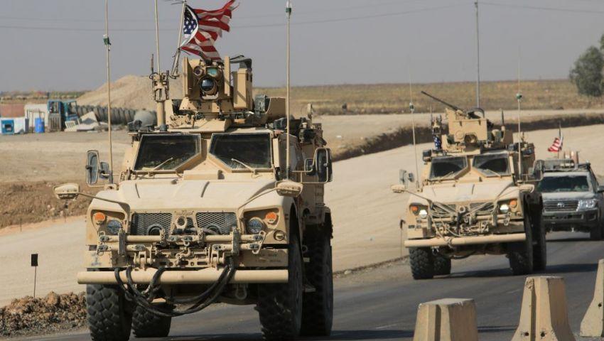 هجوم صاروخي على قاعدة عراقية تضم قوات أمريكية