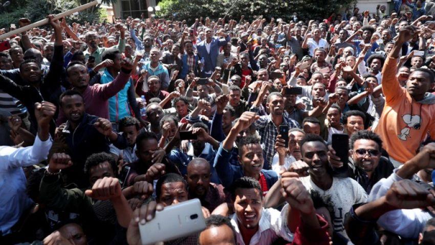 احتجاجات إثيوبيا الدموية.. معارض شاب أشعل كثيرًا من الغضب
