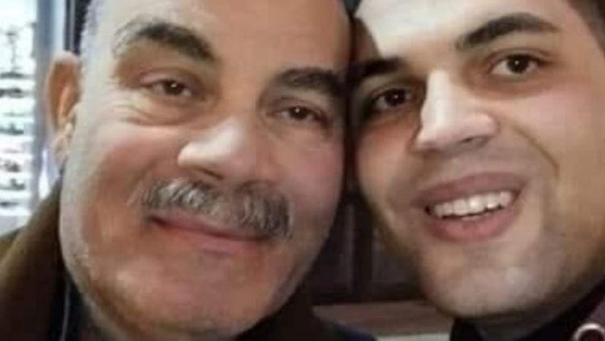 نادي وهدان .. قصة أب لم يعلم بوفاة ابنه بكورونا ولحق به بعد 3 أيام