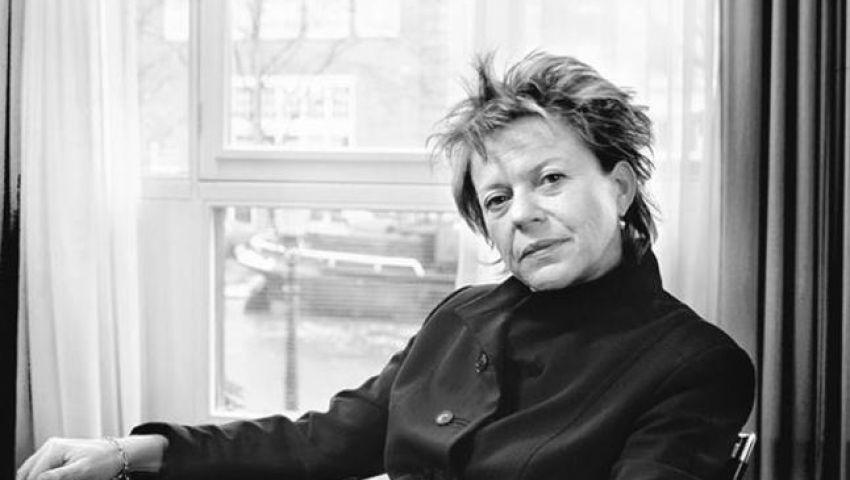 أنت قلت للكاتبة الهولندية كوني بالمن بمعرض تونس للكتاب