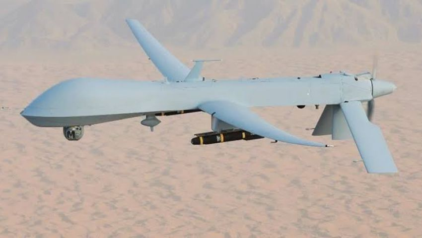إيران تُسقط طائرة مسيرة اخترقت سماءها