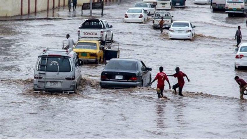 السودان.. جسر جوي كويتي لمساعدة متضرري السيول