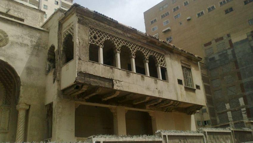صور| بقرار المحافظة.. هل يفتح قصر «سباهي» باب الحفاظ على العقارات التراثية بالإسكندرية؟