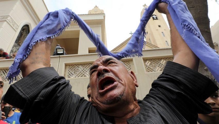 تحقيقات النيابة: إجراء DNA للتعرف على الجثث المجهولة بتفجير الإسكندرية
