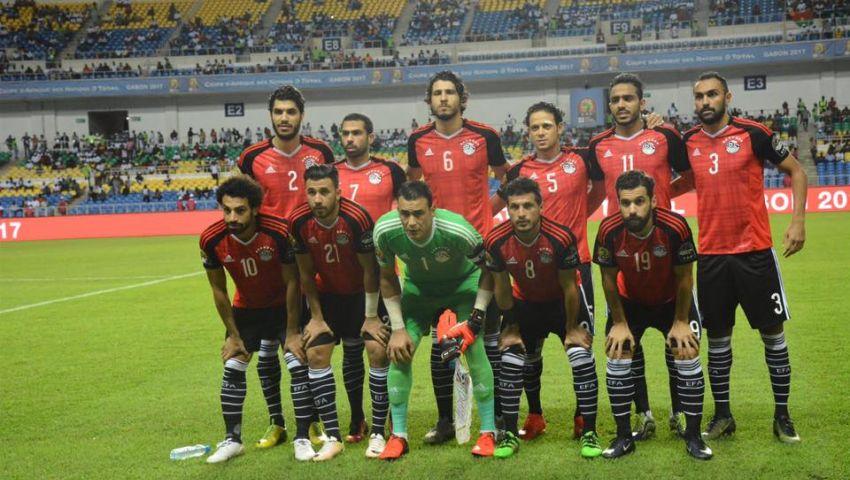 منتخب مصر يلتقي توجو وديا مساء اليوم
