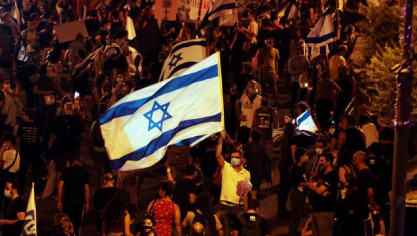غانتس: عنف اليمين ضد المتظاهرين يمكن أن يصل إلى القتل