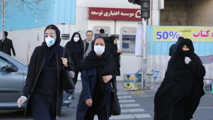 ارتفاع وفيات فيروس كورونا بإيران إلى 2898 و44606 إصابات