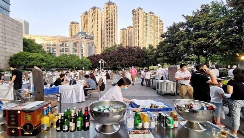 حرب تجارية أم حقيقة.. هل تنشر الأطعمة المثلجة فيروس كورونا في الصين؟
