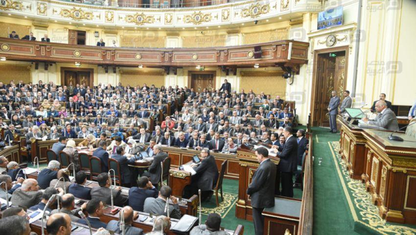 غياب المسئولين يؤجل نقاش أزمة  الصرف الصحي بنصر النوبة في البرلمان