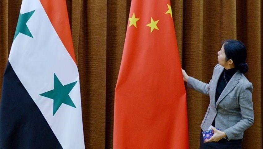 الصين وسوريا.. بكين تريد إعادة الإعمار ومكاسب جيوسياسية أخرى (تحليل)