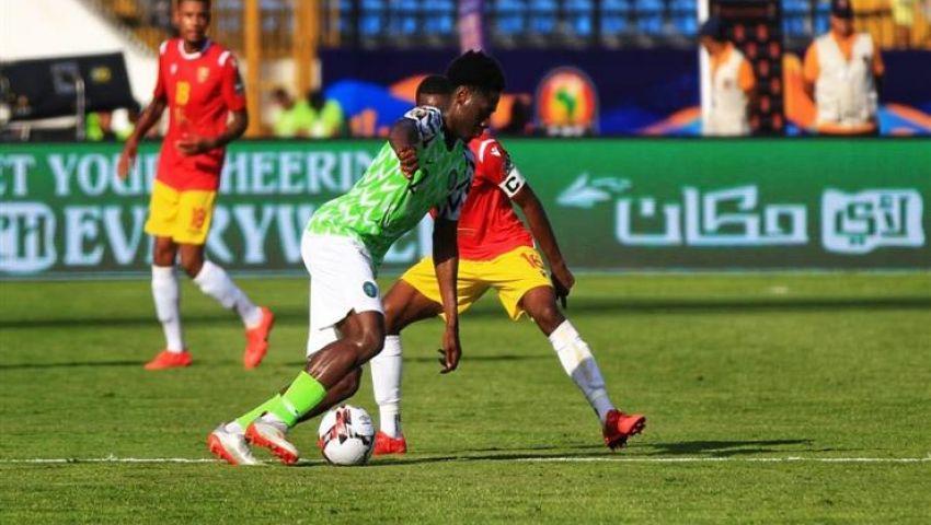 فيديو| أمم أفريقيا.. نيجيريا أول المتأهلين لدور الـ 16