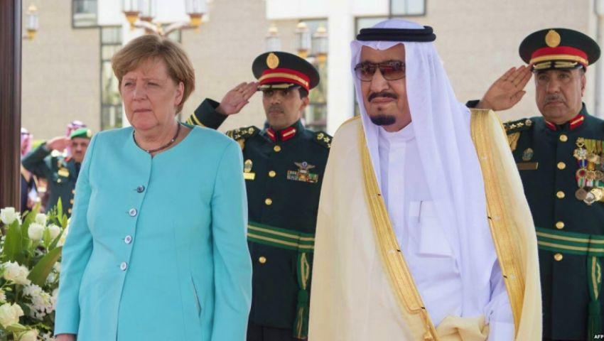منظمات ألمانية لميركل: التزمى بحظر تصدير الأسلحة إلى السعودية