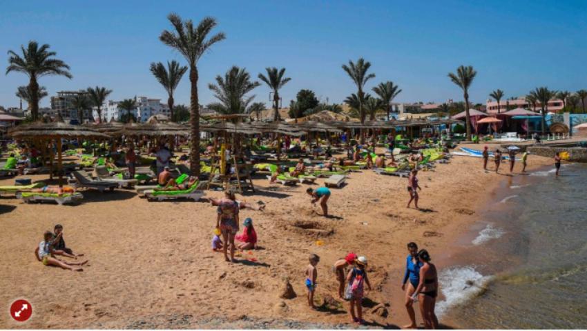 صحيفة ألمانية:  مصر تحفز أوروبا للسياحة في البحر الأحمر