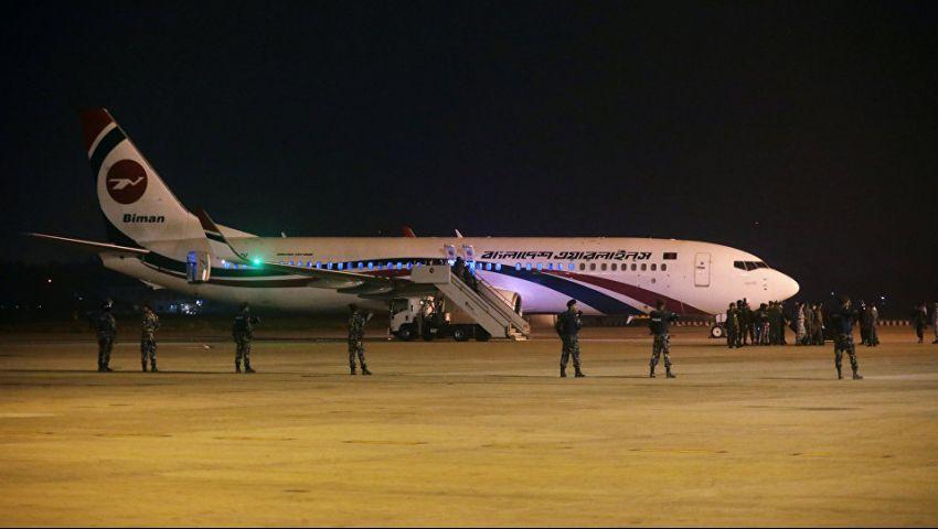 تطورات جديدة.. مقتل خاطف طائرة الركاب المتجهة إلى دبي