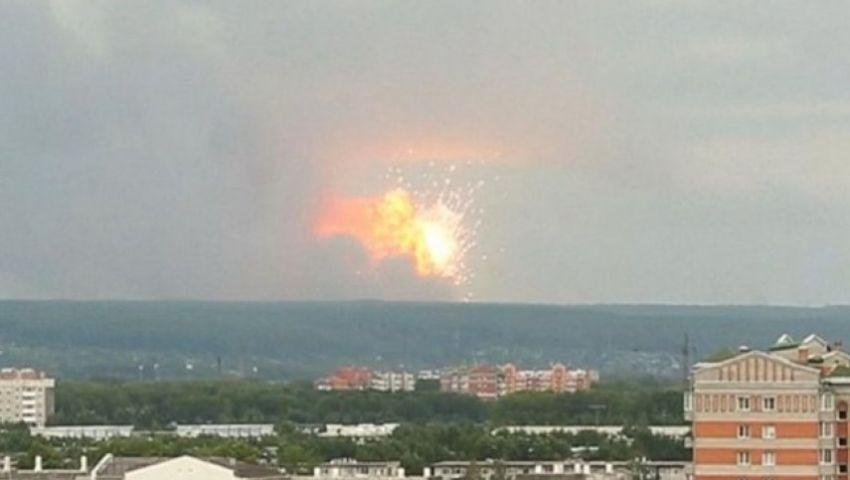 بوتين: «انفجار الموقع العسكري» لم يُشكِّل أي خطر إشعاعي
