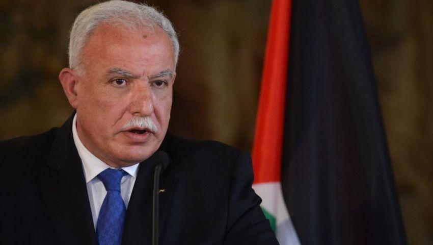 فلسطين: لا نية لتعديل أي بند في مبادرة السلام العربية