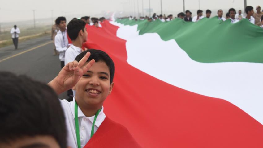 للمرة الثانية في شهر.. علم الكويت يدخل «موسوعة جينيس»
