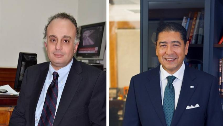 فيديو| كواليس رحيل هشام عز العرب وتعيين سامي شريف رئسيا لبنك CIB