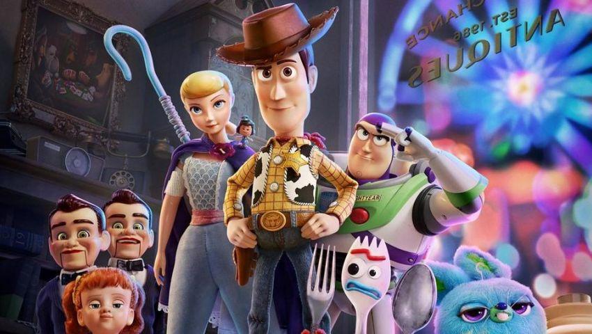 Toy Story يعود بعد 9 سنوات.. أفلام أجنبية جديدة في دور العرض