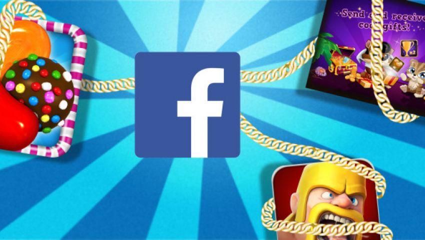 لهواتف أندرويد فقط.. فيسبوك تدخل عالم الألعاب الإلكترونية