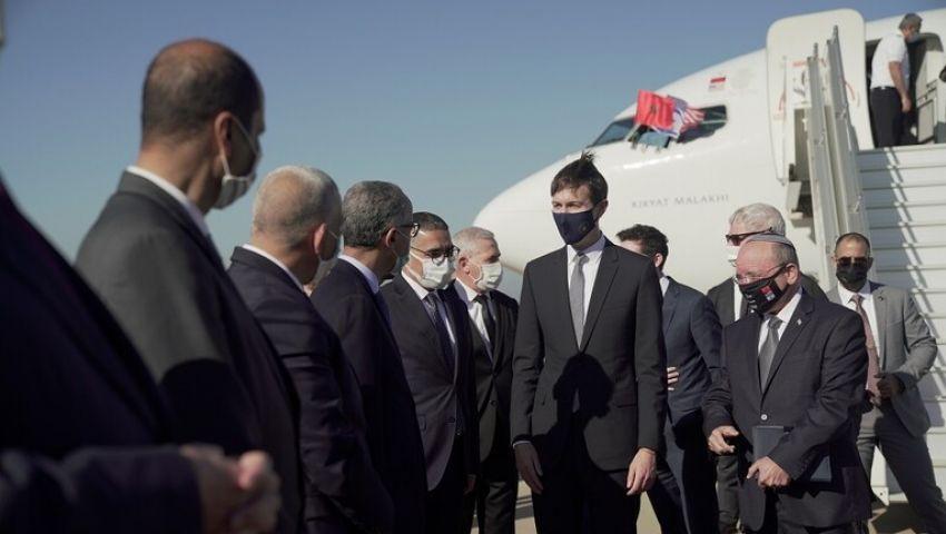 بالصور| في طريقها للمغرب.. هل حلقت طائرة العال الإسرائيلية  فوق الجزائر؟