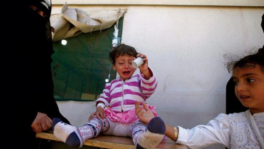 من جديد.. الكوليرا تنهش أجساد اليمنيين